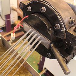 PET,PP单螺杆塑料造粒机生产线视频