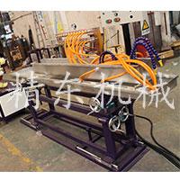 胶条挤出机真空定型台生产厂家