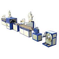 pvc纤维增强管生产线 管材机