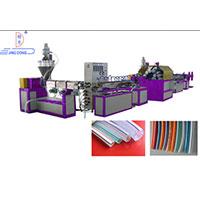 PVC纤维增强软管设备 纤维管生产线