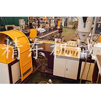PVC钢丝增强软管挤出生产线