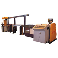 ABS/PLA3D打印耗材押出机